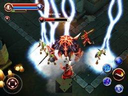Dungeon Hunter (IPD)  © Gameloft 2010   1/3