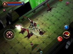 Dungeon Hunter (IPD)  © Gameloft 2010   2/3