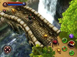 Dungeon Hunter (IPD)  © Gameloft 2010   3/3