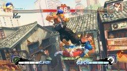 Super Street Fighter IV: Arcade Edition (X360)  © Capcom 2011   2/3