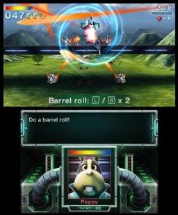 StarFox 64  © Nintendo 2011  (3DS)   1/7