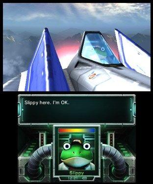 StarFox 64  © Nintendo 2011  (3DS)   7/7