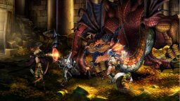 Dragon's Crown (PS3)  © Atlus 2013   1/6