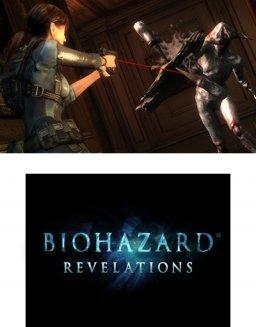 Resident Evil: Revelations (3DS)  © Capcom 2012   1/3