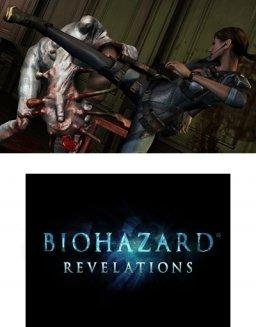 Resident Evil: Revelations (3DS)  © Capcom 2012   3/3