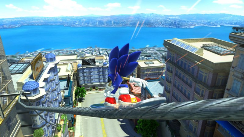 Sonic Generations (PS3)   © Sega 2011    5/8