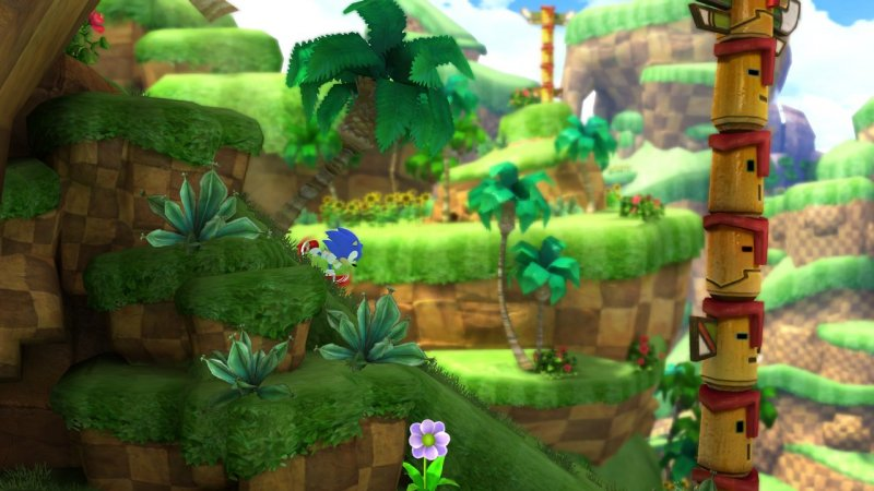 Sonic Generations (PS3)   © Sega 2011    8/8