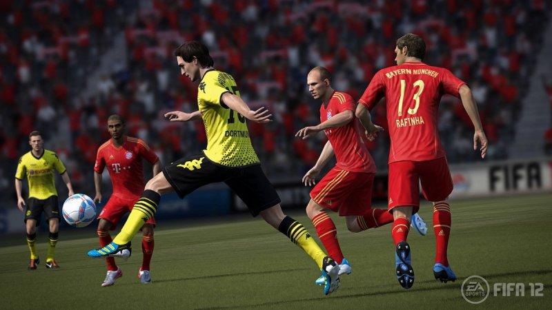 FIFA 12 (PS3)  © EA 2011   5/7