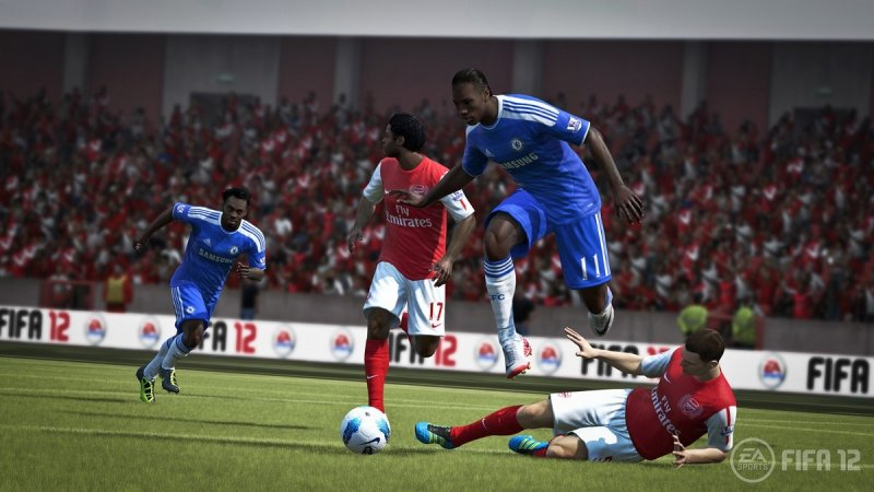 FIFA 12 (PS3)  © EA 2011   6/7