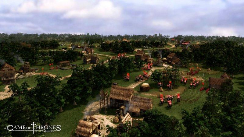 Game Of Thrones, A: Genesis (PC)  © Focus 2011   4/5