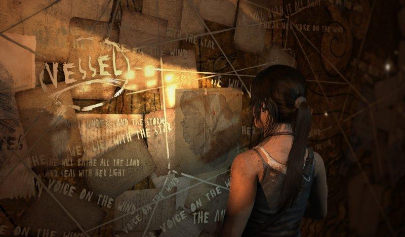 Tomb Raider (2013) (X360)  © Square Enix 2013   4/11