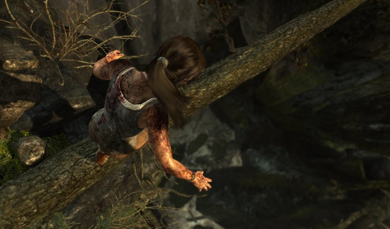 Tomb Raider (2013) (X360)  © Square Enix 2013   5/11