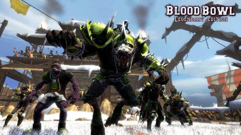 Blood Bowl: Legendary Edition (PC)  © Focus 2010   4/5