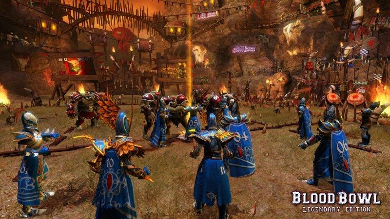 Blood Bowl: Legendary Edition (PC)  © Focus 2010   5/5