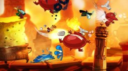 Rayman Origins (PS3)  © Ubisoft 2011   1/6