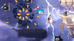 Rayman Origins (PS3)  © Ubisoft 2011   3/6