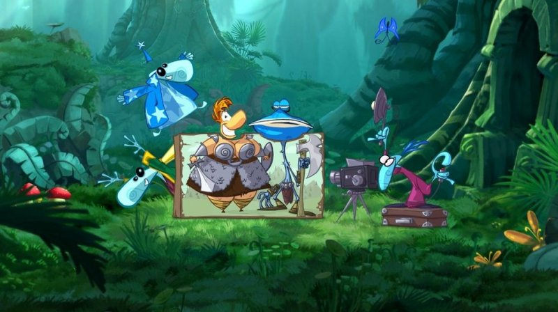 Rayman Origins (PS3)  © Ubisoft 2011   5/6