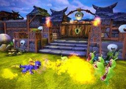 Skylanders: Spyro's Adventure (WII)  © Activision 2011   1/3