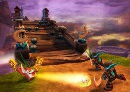 Skylanders: Spyro's Adventure (WII)  © Activision 2011   2/3