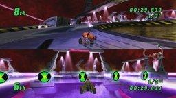Ben 10: Galactic Racing (PS3)  © D3 2011   1/6