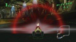 Ben 10: Galactic Racing (PS3)  © D3 2011   2/6