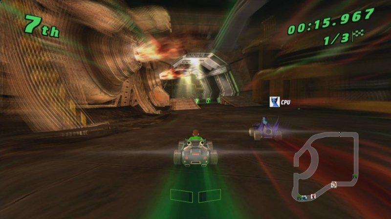 Ben 10: Galactic Racing (PS3)  © D3 2011   5/6