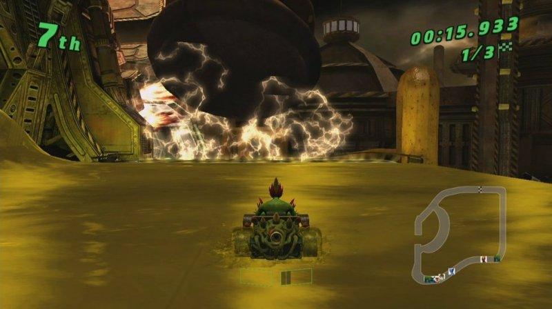 Ben 10: Galactic Racing (PS3)  © D3 2011   6/6