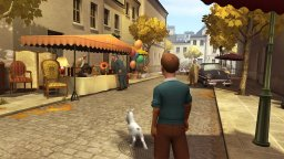 The Adventures Of Tintin: The Game (PS3)   © Ubisoft 2011    1/5