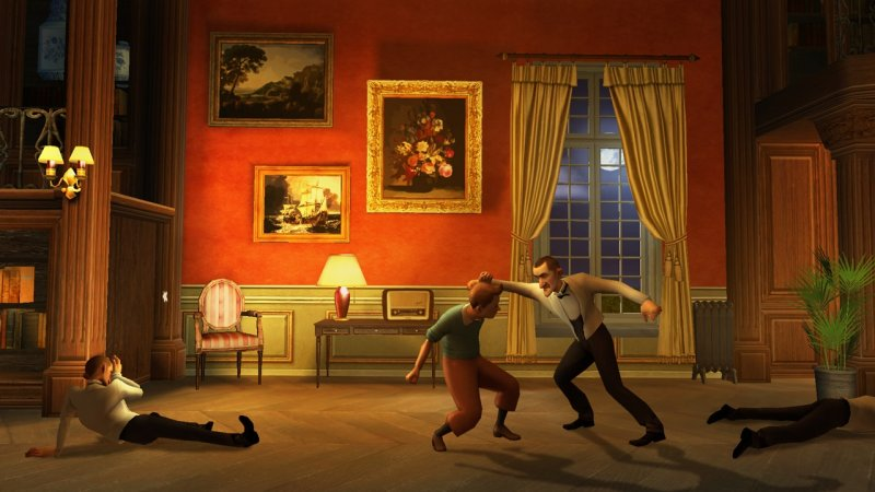 The Adventures Of Tintin: The Game (PS3)   © Ubisoft 2011    5/5