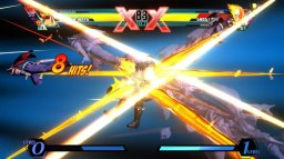 Ultimate Marvel Vs. Capcom 3 (X360)   © Capcom 2011    1/4