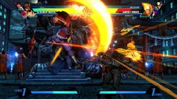 Ultimate Marvel Vs. Capcom 3 (X360)   © Capcom 2011    2/4