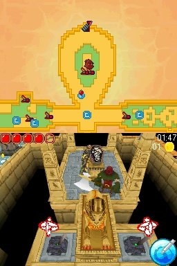 Dungeon Raiders (NDS)  © Focus 2010   1/5