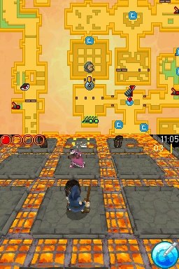 Dungeon Raiders (NDS)  © Focus 2010   2/5