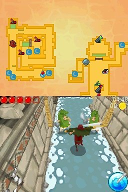Dungeon Raiders (NDS)  © Focus 2010   5/5