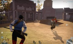 Lead And Gold: Gangs Of The Wild West [Download] (PC)  © Paradox 2010   3/3