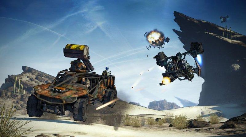 Borderlands 2 (PC)  © 2K Games 2012   4/6