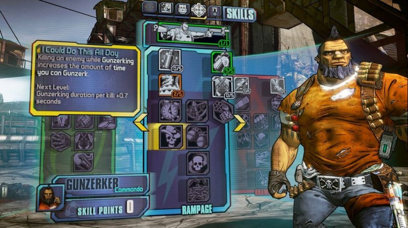 Borderlands 2 (PC)   © 2K Games 2012    6/6