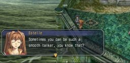 The Legend Of Heroes: Trails In The Sky (PSP)   © Falcom 2006    1/13