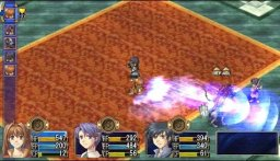 The Legend Of Heroes: Trails In The Sky (PSP)   © Falcom 2006    3/13
