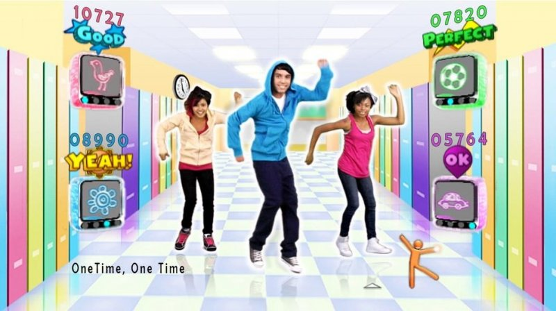 Just Dance Kids (WII)  © Ubisoft 2010   6/8