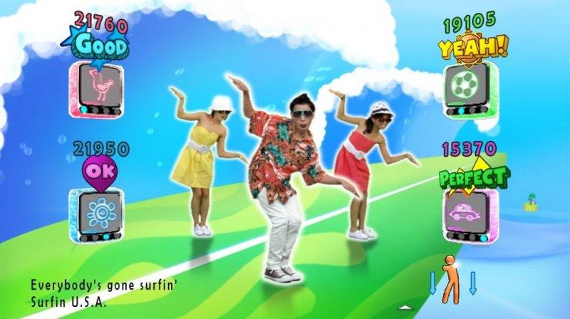 Just Dance Kids (WII)  © Ubisoft 2010   7/8