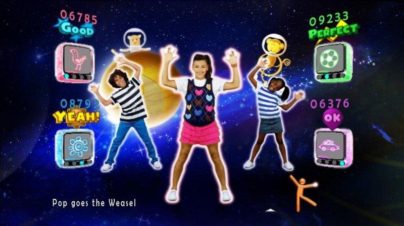 Just Dance Kids (WII)  © Ubisoft 2010   8/8
