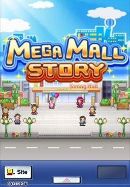 Mega Mall Story (IP)  © Kairosoft 2011   1/3