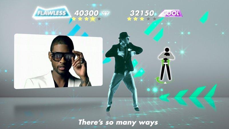 DanceStar Party (PS3)  © Sony 2011   6/9
