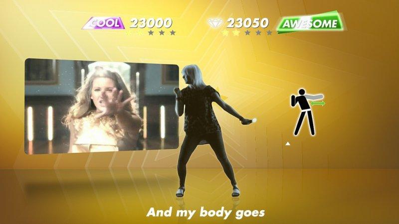 DanceStar Party (PS3)  © Sony 2011   7/9