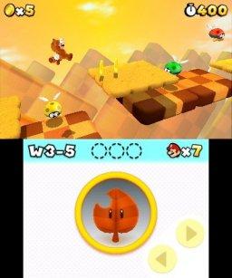 Super Mario 3D Land  © Nintendo 2011  (3DS)   2/3