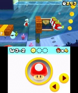 Super Mario 3D Land (3DS)   © Nintendo 2011    3/3