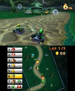Mario Kart 7 (3DS)  © Nintendo 2011   2/3