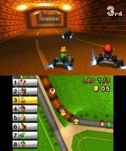 Mario Kart 7 (3DS)  © Nintendo 2011   3/3