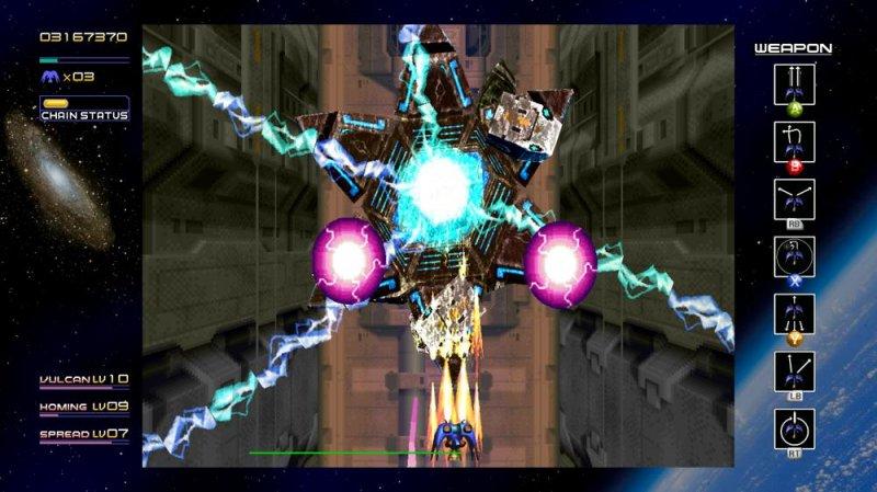 Radiant Silvergun (X360)  © Treasure 2011   6/6